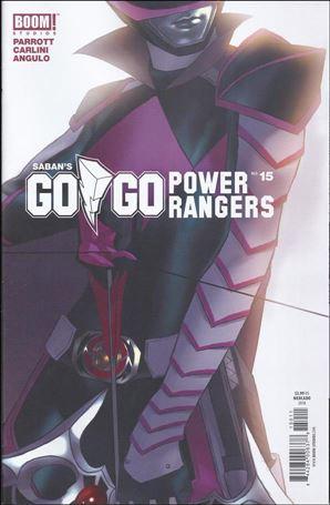 Saban's Go Go Power Rangers 15-B