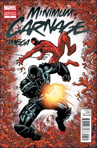 Minimum Carnage: Omega 1-B by Marvel