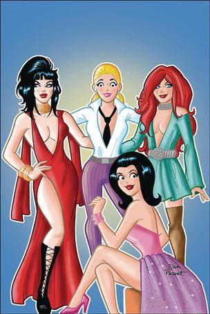 Red Sonja and Vampirella Meet Betty and Veronica 10-O
