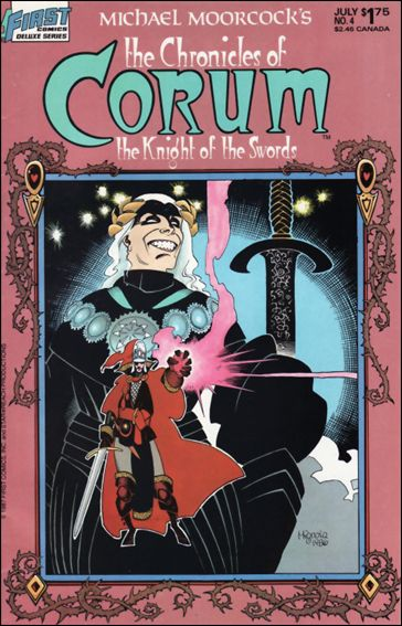 Chronicles of Corum 4-A by First