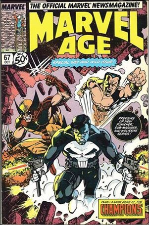 Marvel Age 67-A
