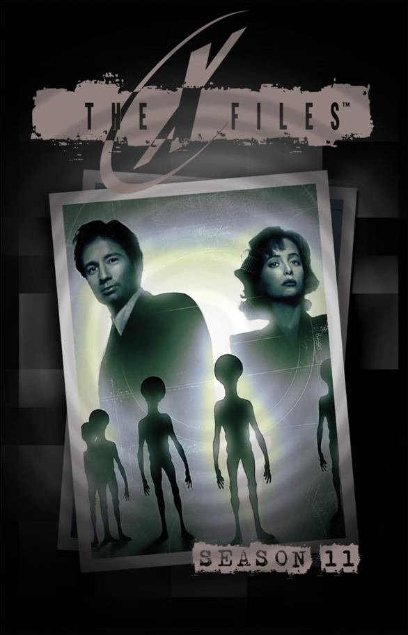 X-Files: Complete Season 11 1-A by IDW