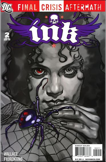 Final Crisis Aftermath: Ink 2-A by DC