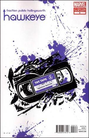 Hawkeye (2012) 5-B by Marvel