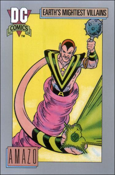 DC Cosmic Cards (Base Set) 79-A by Impel