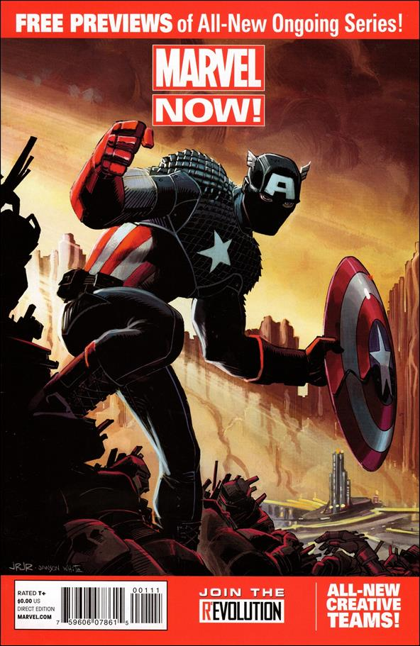 Marvel NOW! Previews (2012) 1-A by Marvel