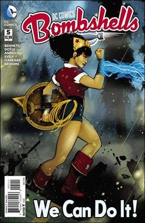 DC Comics Bombshells  5-A