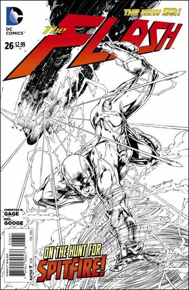 Flash (2011) 26-B by DC
