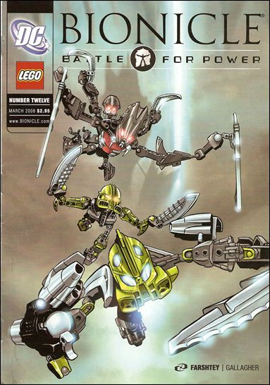 Bionicle: Battle For Power 12-A by DC
