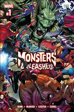 Monsters Unleashed 1-A