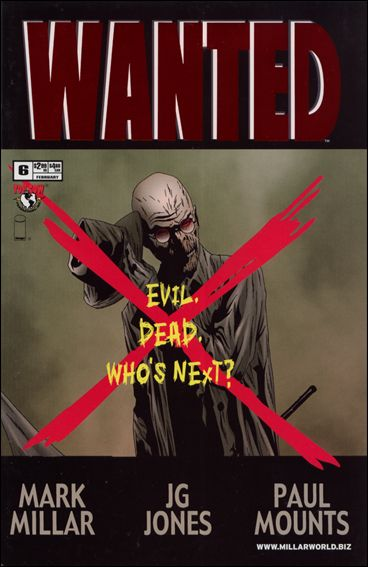 Wanted (2003) 6-L by Top Cow