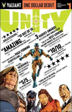 Unity (2013) 1-V