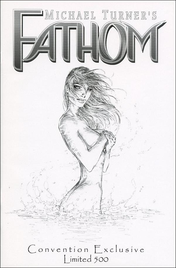 Fathom Swimsuit Special 1-B by Image