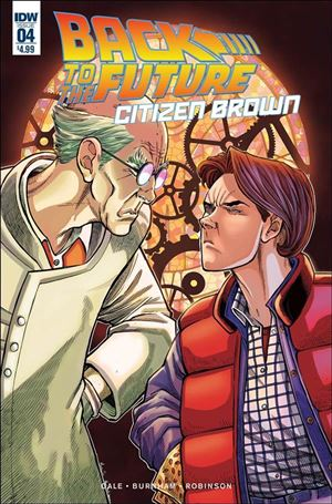 Back to the Future: Citizen Brown 4-A