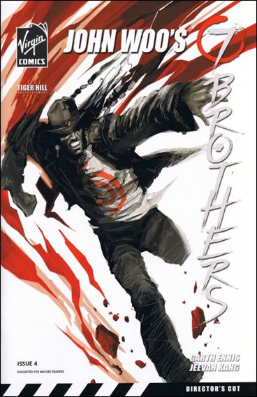 7 Brothers (2006) 4-B by Virgin Comics