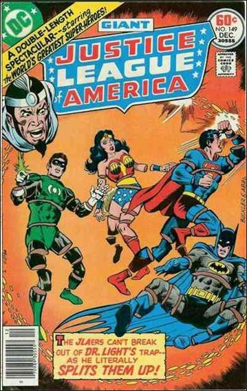 Justice League of America (1960) 149-A by DC