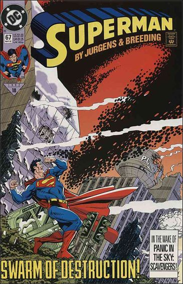 Superman (1987) 67-A by DC