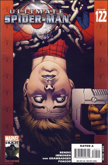 Ultimate Spider-Man (2000) 122-A by Marvel
