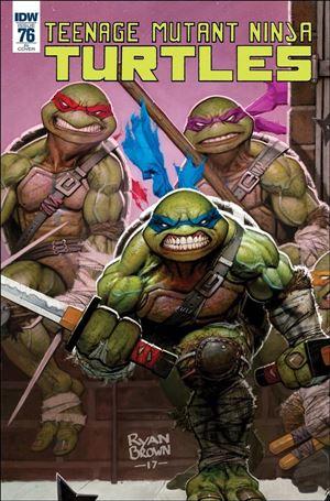 Teenage Mutant Ninja Turtles (2011) 76-C