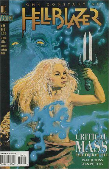 Hellblazer (1988) 95-A by Vertigo