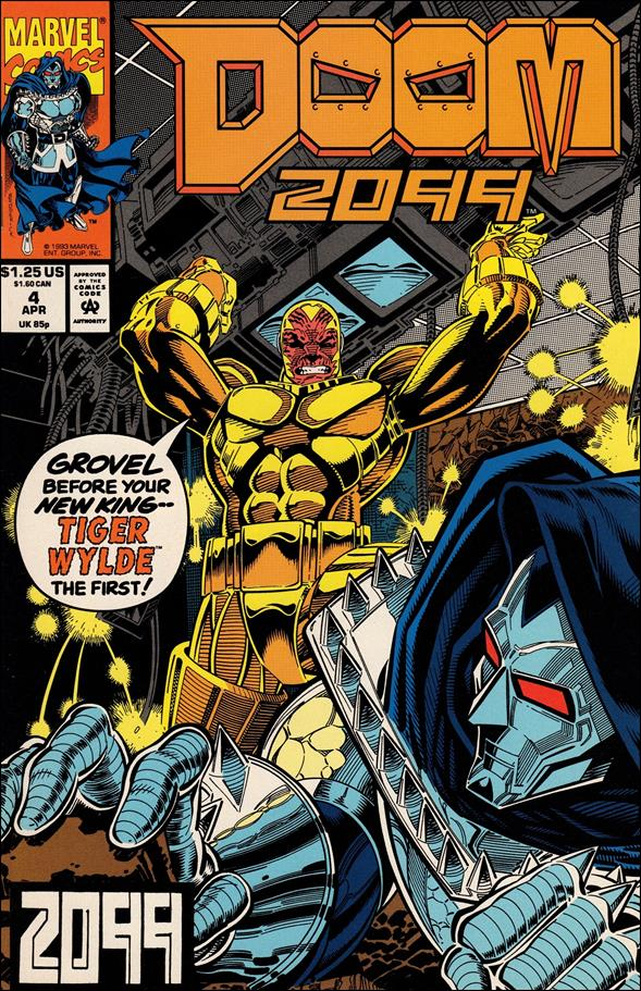 Doom 2099 4-A by Marvel