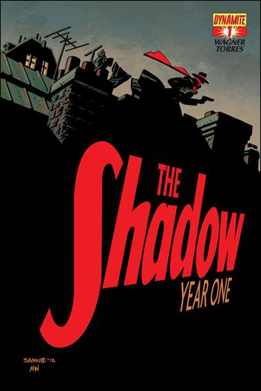 Shadow Year One 1-C by Dynamite Entertainment