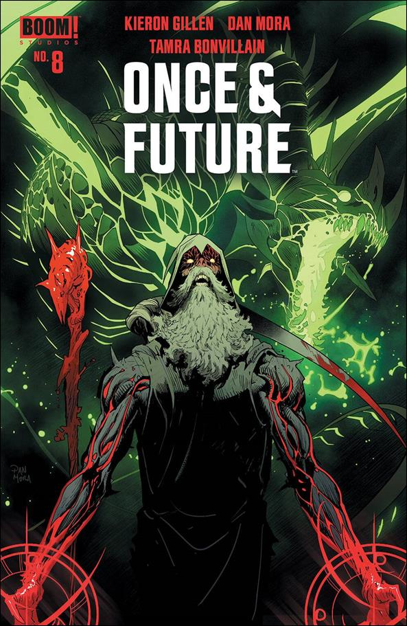 Once & Future 8-A by Boom! Studios