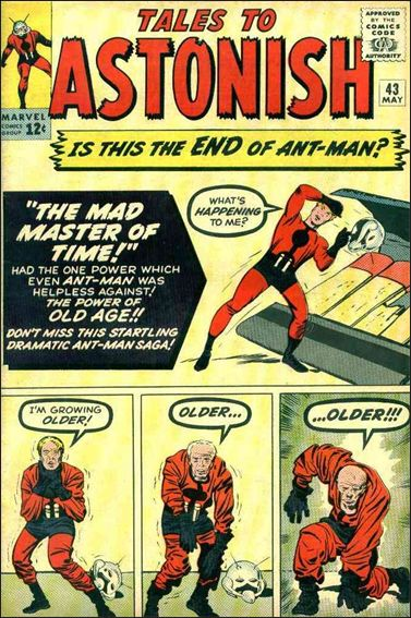 Tales to Astonish (1959) 43-A by Marvel