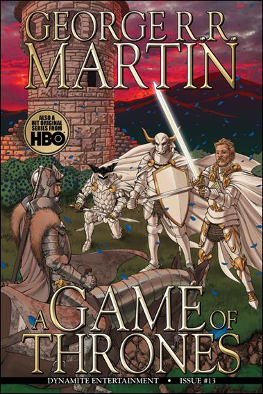 George R.R. Martin's A Game of Thrones 13-B by Dynamite Entertainment