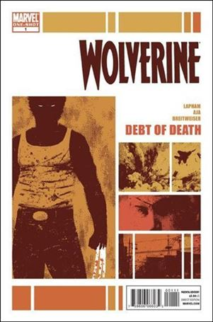 Wolverine: Debt of Death 1-A