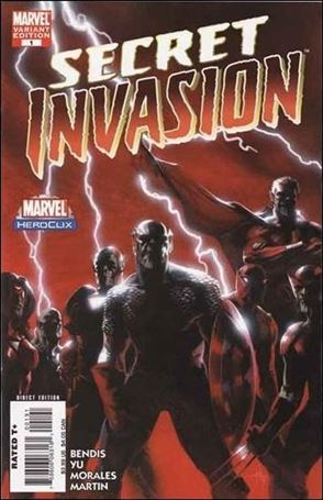 Secret Invasion 1-I