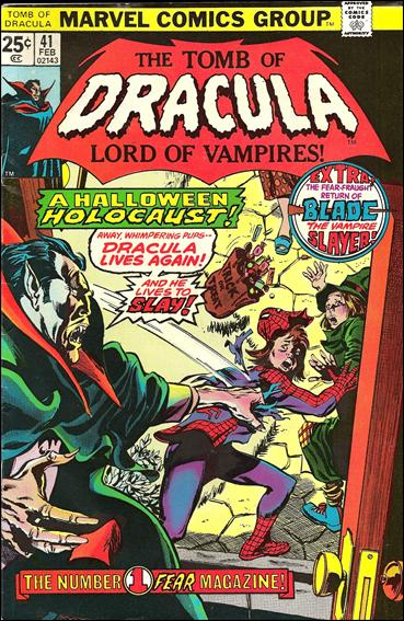 Tomb of Dracula (1972) 41-A by Marvel