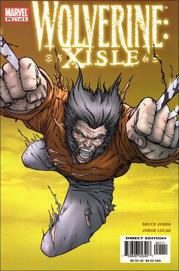 Wolverine: Xisle 1-A by Marvel
