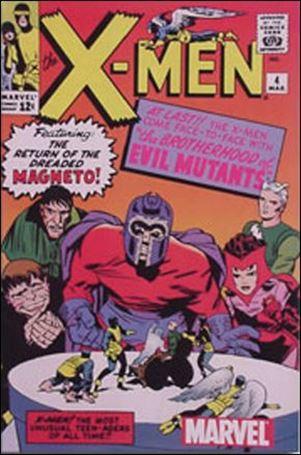 X-Men (1963) 4-B