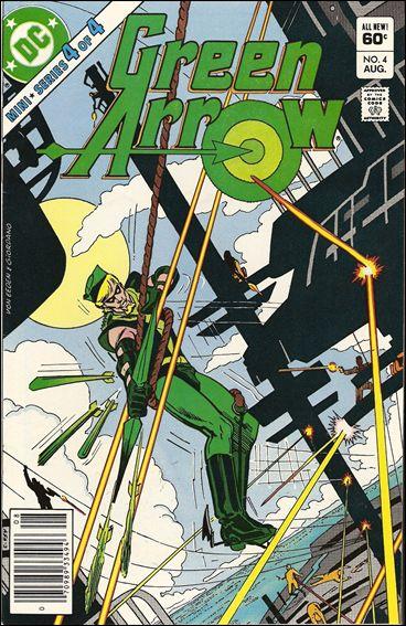 Green Arrow (1983) 4-A by DC