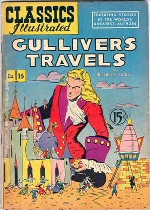 Classic Comics/Classics Illustrated 16-G