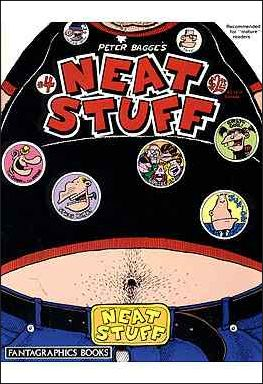 Neat Stuff 4-A by Fantagraphics