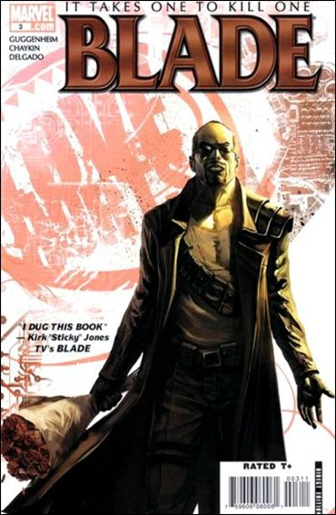 Blade (2006) 3-A by Marvel