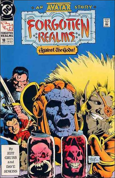 Forgotten Realms 18-A by DC