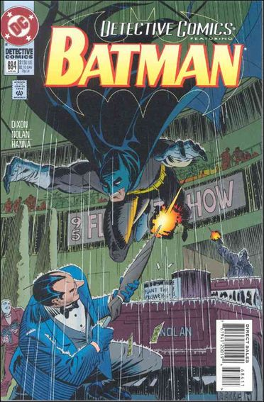 Detective Comics (1937) 684-A by DC