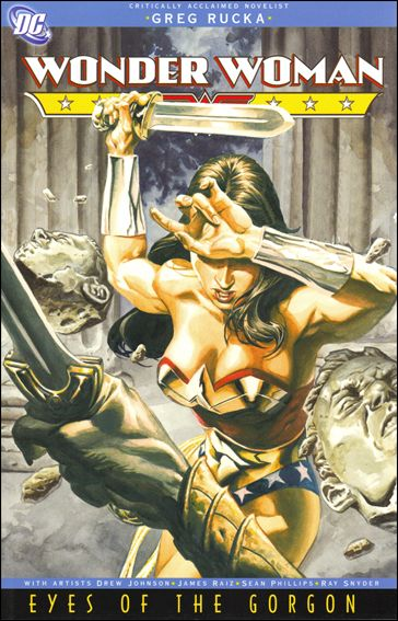 Wonder Woman: Eyes of the Gorgon 1-A by DC