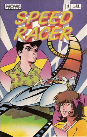 Speed Racer (1987) 6-A