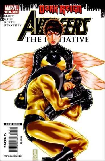 Avengers: The Initiative 20-A by Marvel