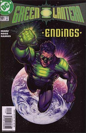 Green Lantern (1990) 181-A