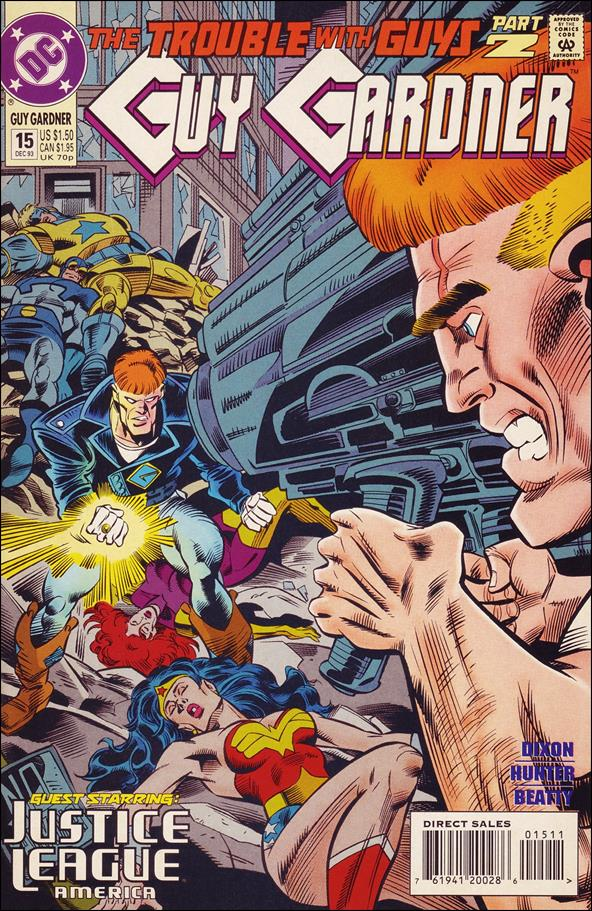 Guy Gardner 15-A by DC