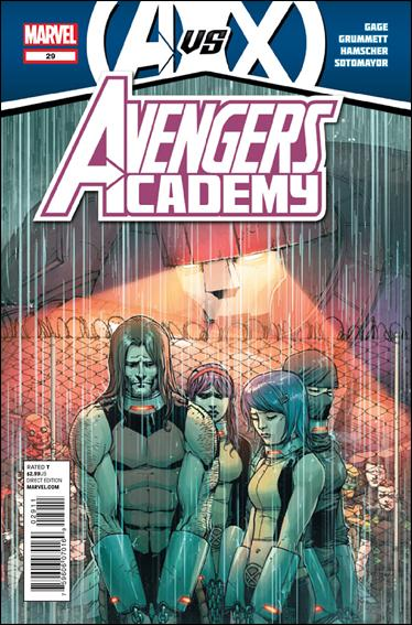 Avengers Academy 29-A by Marvel