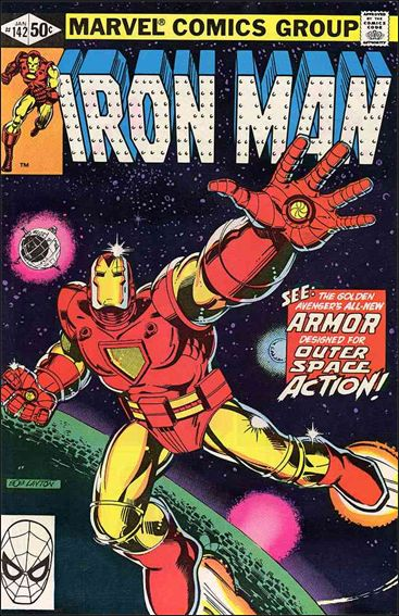 Iron Man (1968) 142-A by Marvel