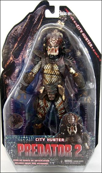 Predator City Hunter by NECA