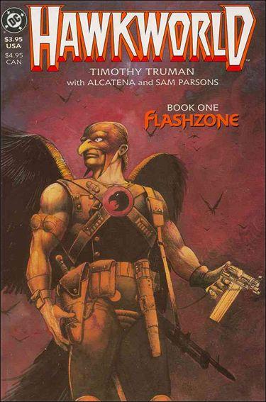Hawkworld (1989) 1-A by DC