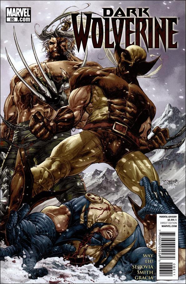 Dark Wolverine 86-A by Marvel
